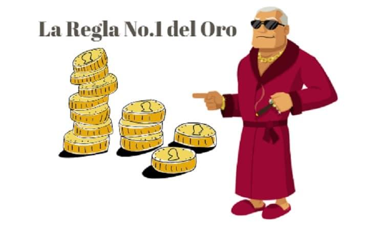 La Regla No.1 del oro
