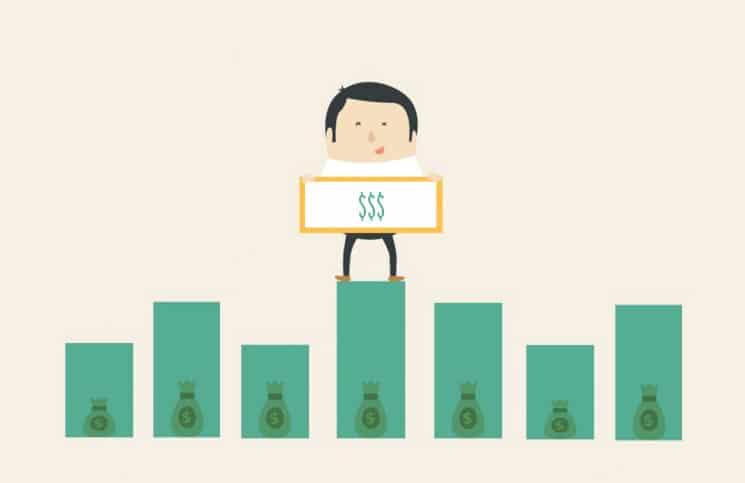 7 niveles de inversionistas