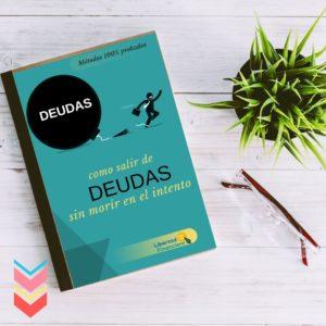 "Ebook ""Como salir de Deudas"